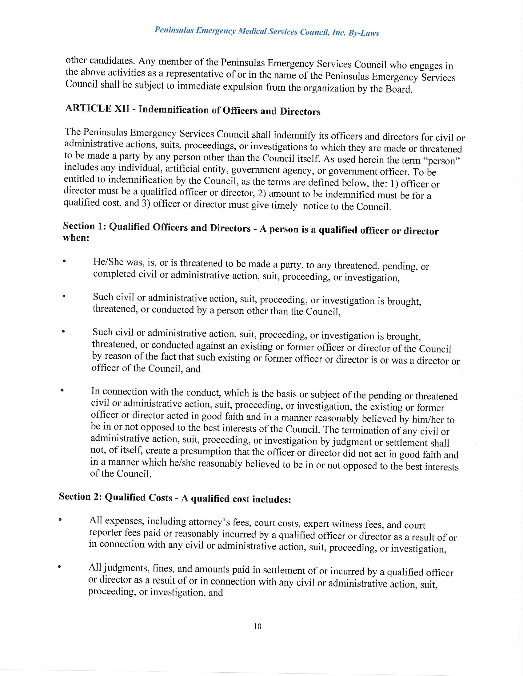 PEMS Bylaws 9 19 18 Page 10