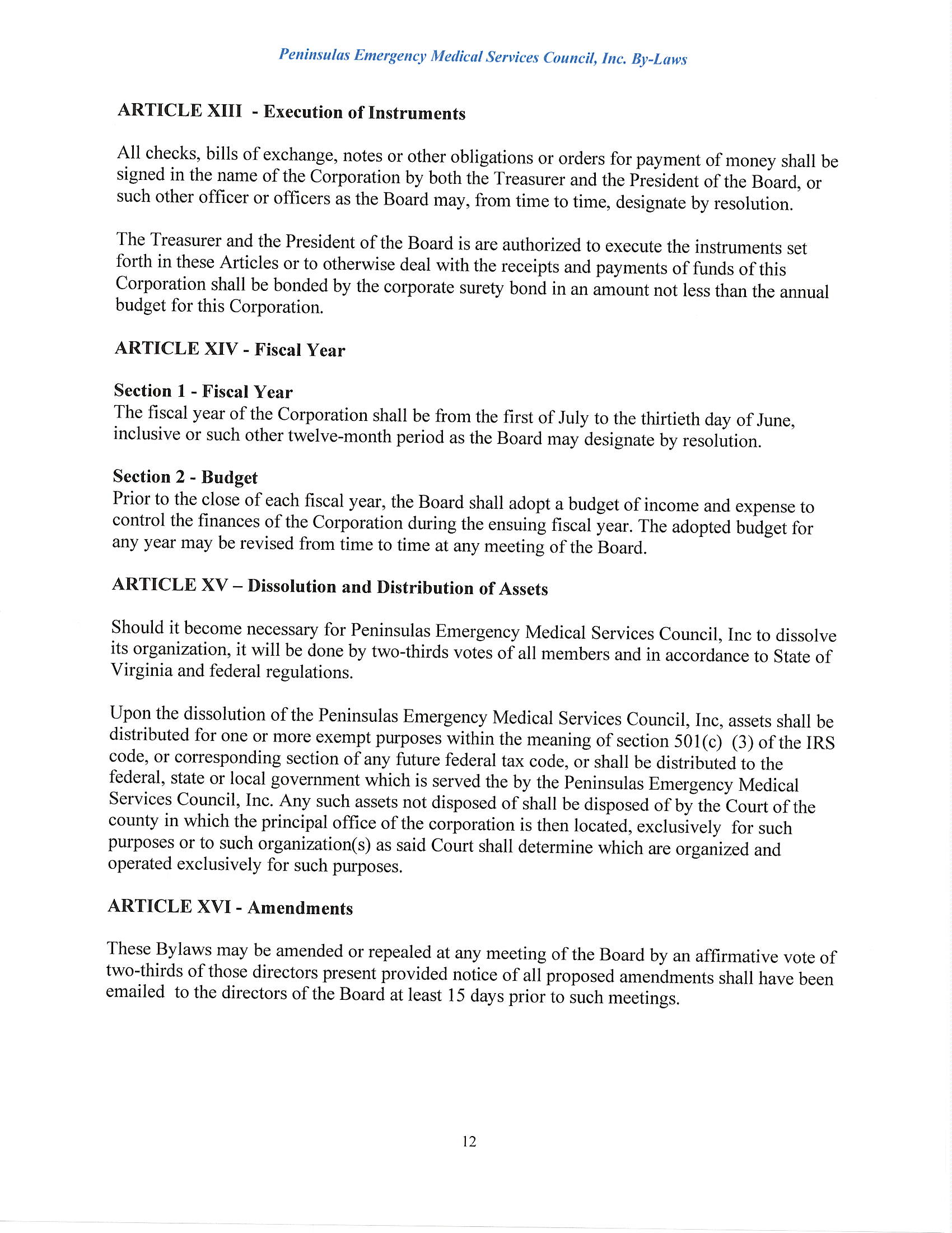 PEMS Bylaws 9 19 18 Page 12